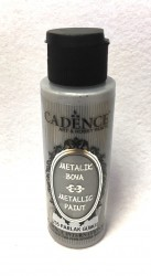 Metallic paint 70 ml Silver