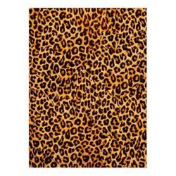 Ryžinis popierius Leopardas