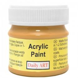 Matiniai akriliniai dažai Ochra (50 ml)