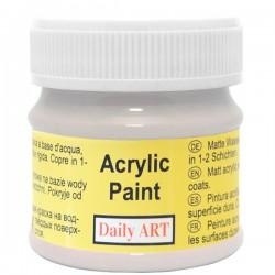 Matiniai akriliniai dažai Prancūzų pilka (50 ml)