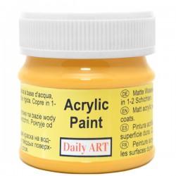Matt paints Yellow (50 ml)