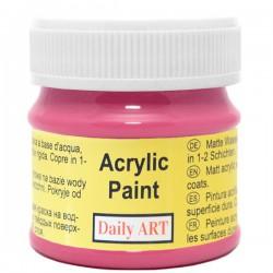 Matiniai akriliniai dažai Karminė (50 ml)