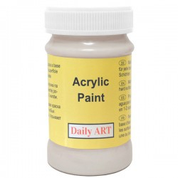 Acrylic paints France grey (100 ml)