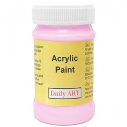 Acrylic paints Flamingo (100 ml)