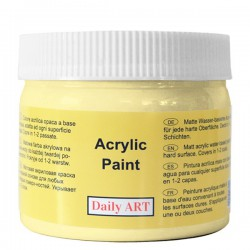 Acrylic paints Cream (300 ml)