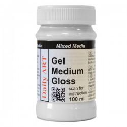 Struktūrinė gel – pasta Blizgi (100 ml)