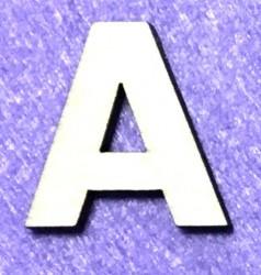 Letter A (5 cm)