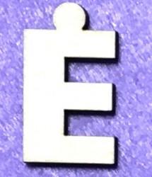 Raidė Ė (5 cm, 8 šriftas)