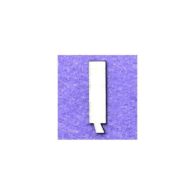 Raidė Į (5 cm, 8 šriftas)
