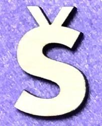 Letter Š (5 cm)