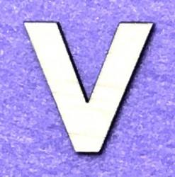 Letter V (5 cm)