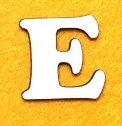 Letter E (5 cm)