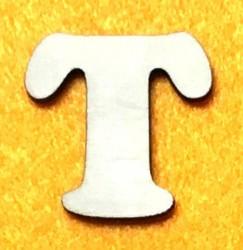 Raidė T (5 cm, 7 šriftas)