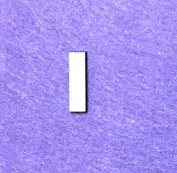 Raidė I (3 cm, 8 šriftas)