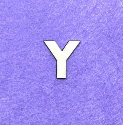 Raidė Y (3 cm, 8 šriftas)