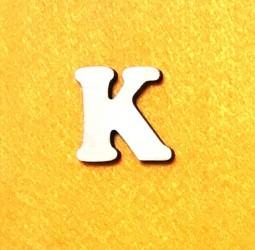 Letter K (3 cm)