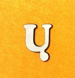 Letter Ų (3 cm)