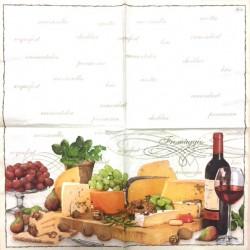 Servetėlė Sūriai