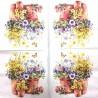 Servetėlė Gėlės vazonuose