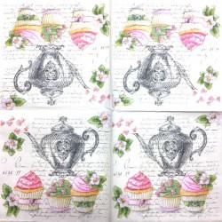 Napkin Tea