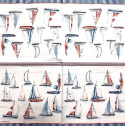 Napkin Sailing