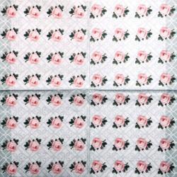 Napkin Roses