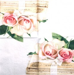 Servetėlė Rožės