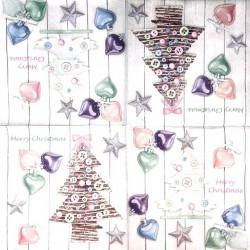 Servetėlė Kalėdų eglutė