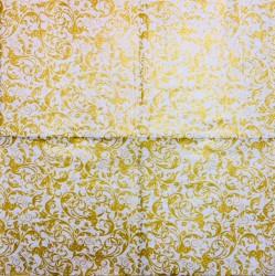 Napkin Ornaments (gold)