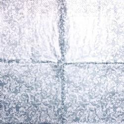 Servetėlė Ornamentai (sidabriniai)