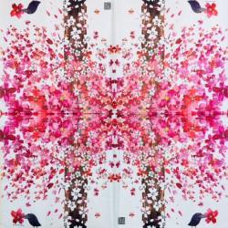 Napkin Flower tree
