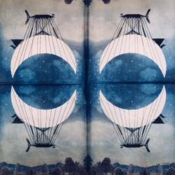 Servetėlė Mėnulio skrydis
