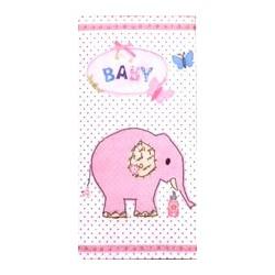 Handkerchief Elephant (pink)