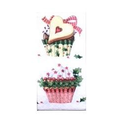 Napkin Cupcakes