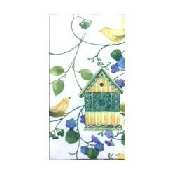 Handkerchief Nesting-box