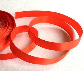 Satin Ribbon Red (1 m)