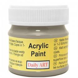 Acrylic paints Grey (50 ml)