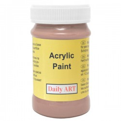Acrylic paints Brown (100 ml)