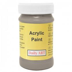 Acrylic paints Grey (100 ml)