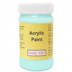 Acrylic paints Mint (100 ml)