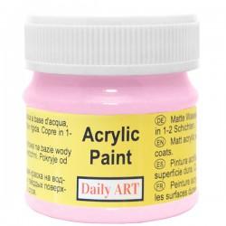 Matt paints Bright pink (50 ml)