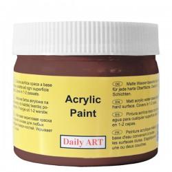 Matiniai akriliniai dažai Šokoladinė (300 ml)