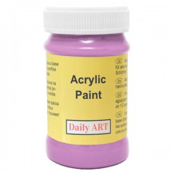 Matiniai akriliniai dažai Alyviniai (100 ml)