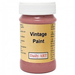 Chalky Acrylic paints Sepia (100 ml)