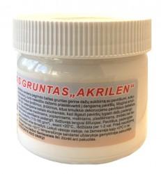 Gruntas baltas AKRILEN (300 ml)