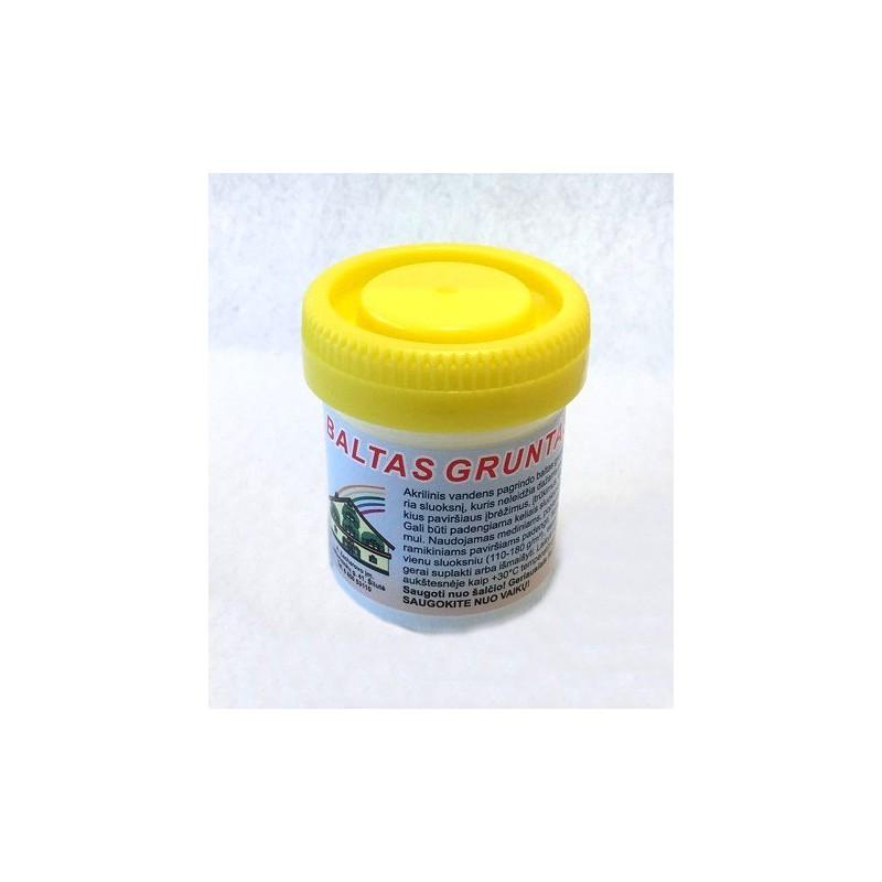 Gruntas baltas AKRILEN (60 ml)