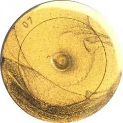 Metalizuoti dažai AKRILEN Karališkas auksas (50 g)