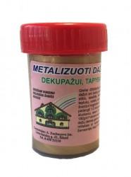 Metalizuoti dažai AKRILEN Sendinto auksas (50 g)