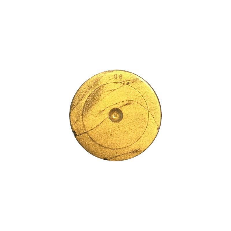 Metalizuoti dažai AKRILEN Auksas (50 g)