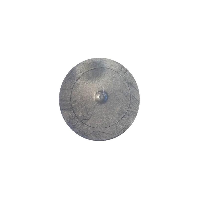 Metalizuoti dažai AKRILEN Švino (50 g)